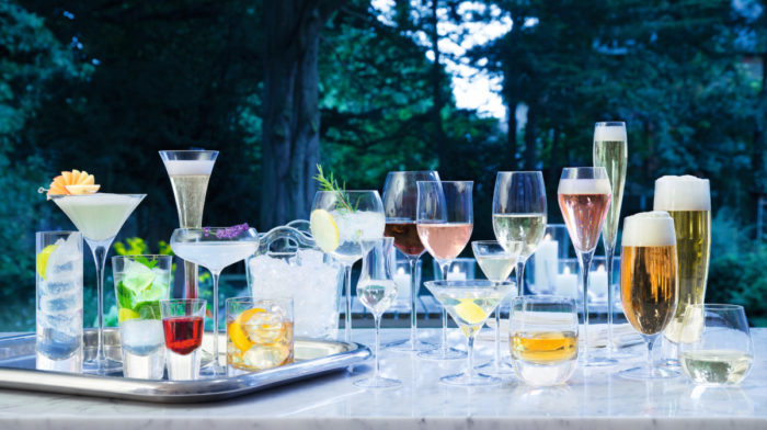 Your Guide to the Perfect Glassware Collection with LSA International