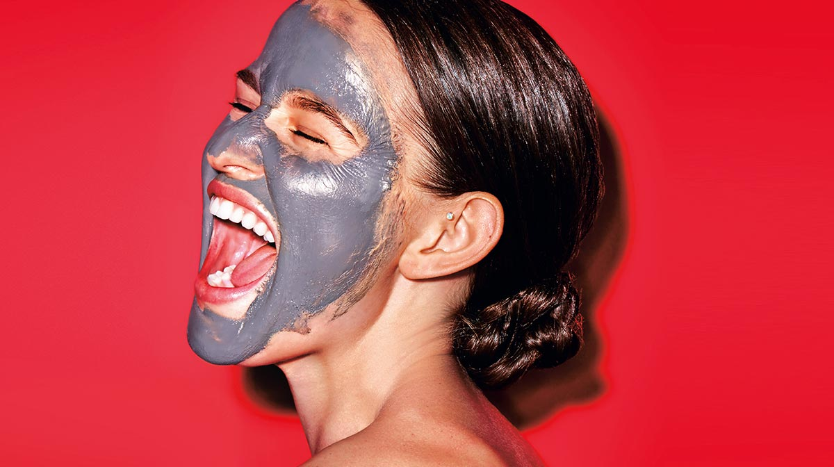 Beauty Trends of 2017: Charcoal Face Mask