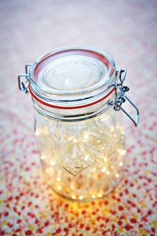 Kilner Table Lights