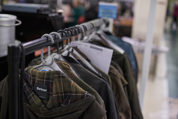 Barbour Factory Behind the Scenes-15