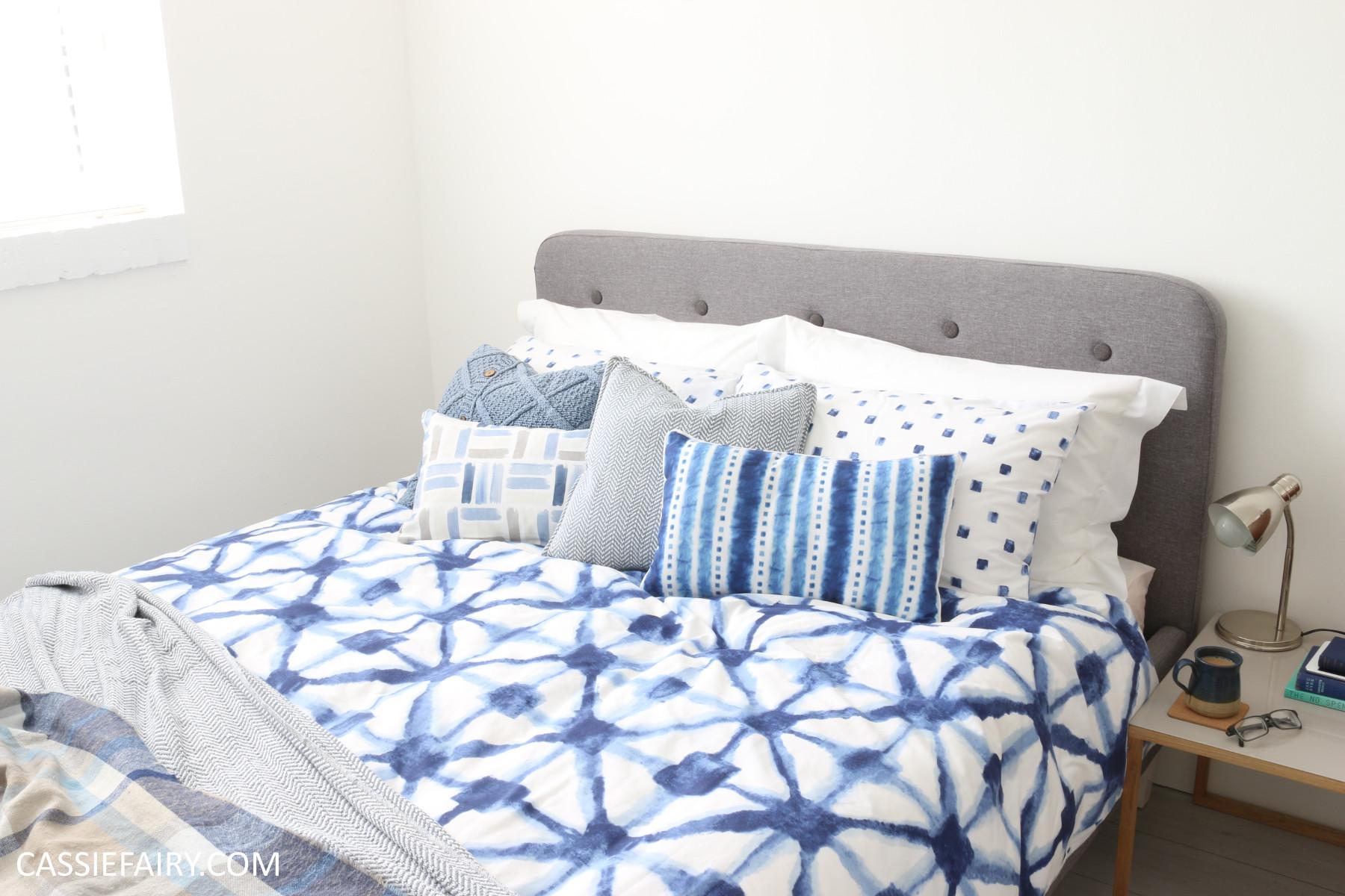 Spring summer coastal holiday bedding theme-10
