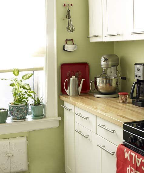 Sage, Celery Green Home trend