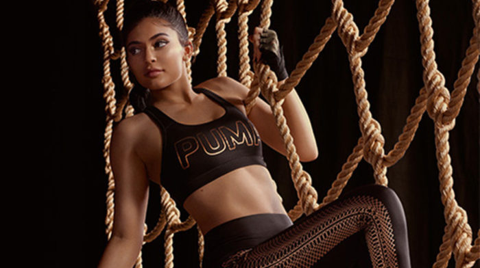 #Fitspo: Spotlight on Puma x Kylie Jenner Velvet Rope