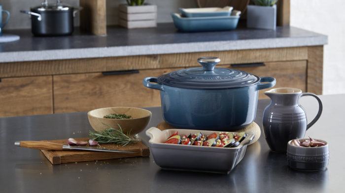 Le Creuset AW17: A Taste of the City