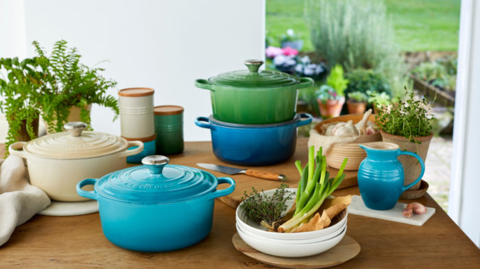 Le Creuset Brings Nature into your Kitchen For Spring/Summer 2018