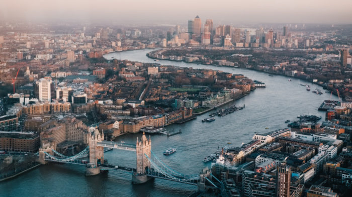 Ted Baker's Guide to London