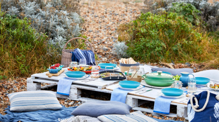 8 New Recipes from Le Creuset to Help You Embrace The Great Outdoors