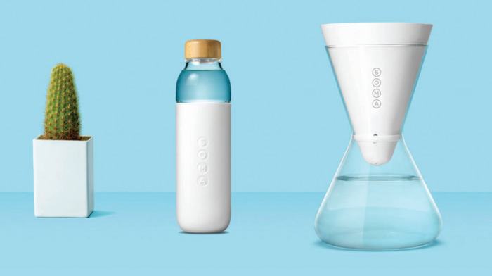 Introducing SOMA: The Filtration Brand on a Mission