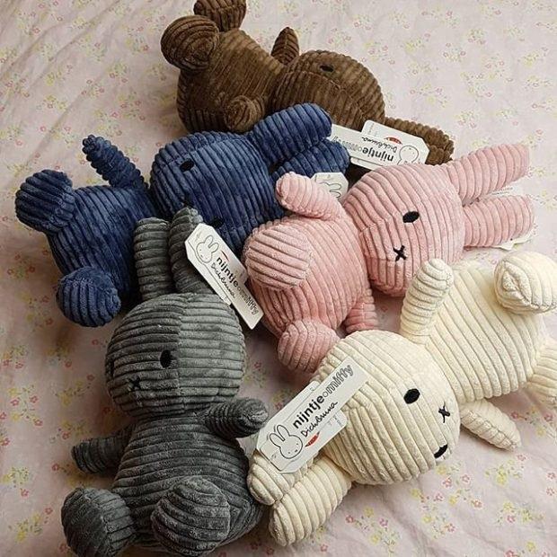 Scandinavian Baby Brands soft toys