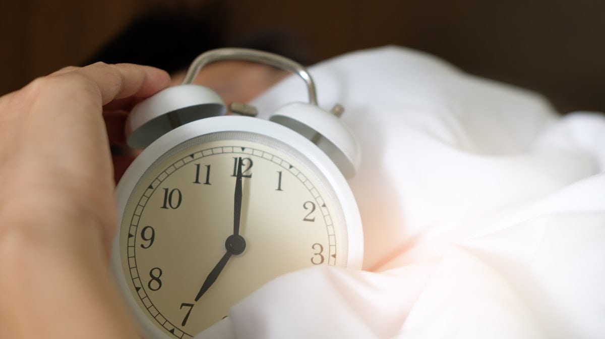 how to stop snoozing alarm