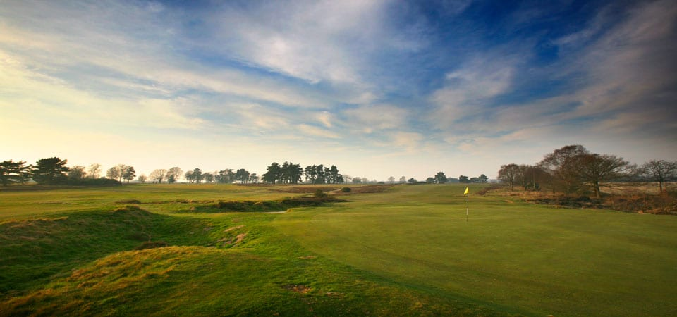 Old Course, Walton Heath - Photo : Golfbreaks.com