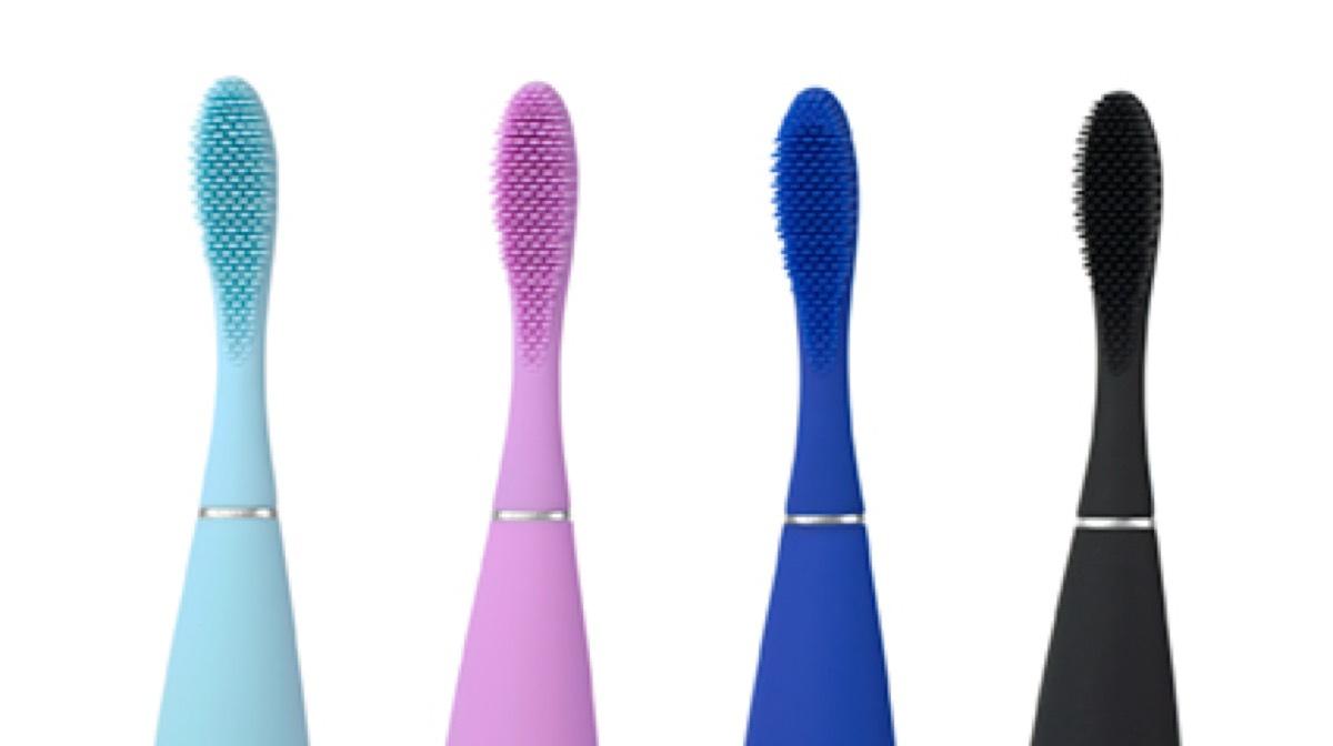 La brosse à dent ISSA de FOREO