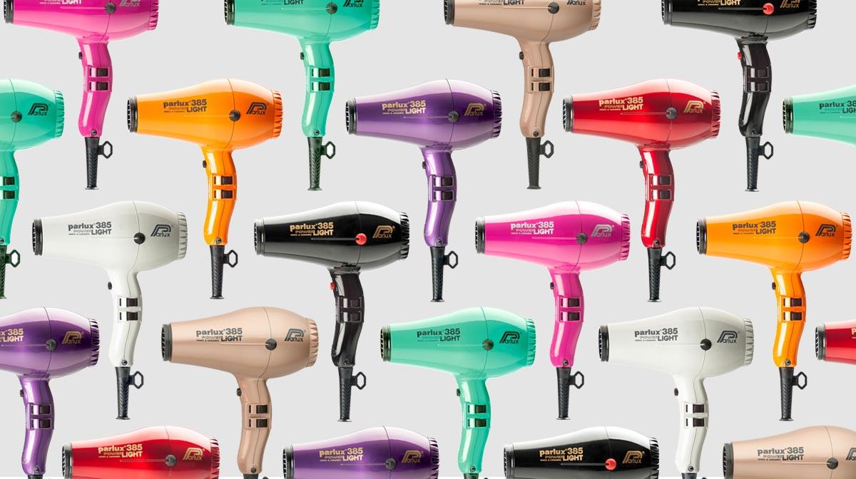 Le Sèche-Cheveux Parlux Powerlight 385