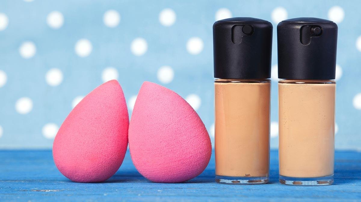 Des Éponges à Maquillage