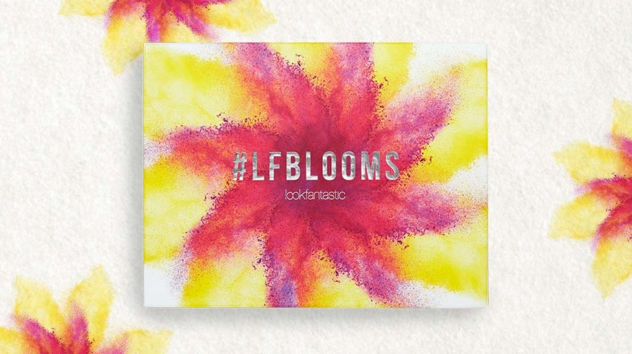 Découvrez la Beauty Box Edition #LFBLOOMS