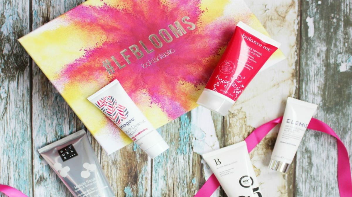 La Beauty Box #LFBLOOMS Les Revues