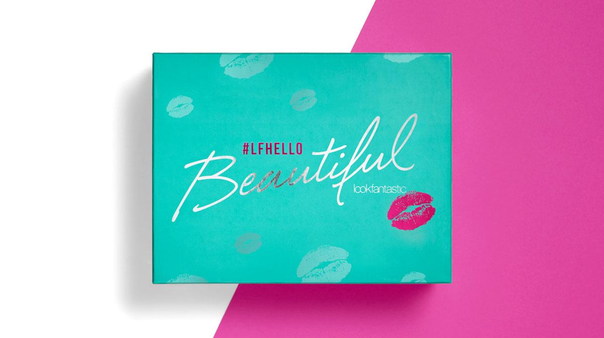 Découvrez la Beauty Box #LFHELLO BEAUTIFUL