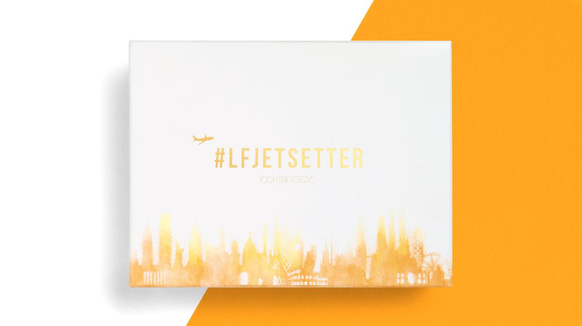 La Beauty Box #LFJETSETTER