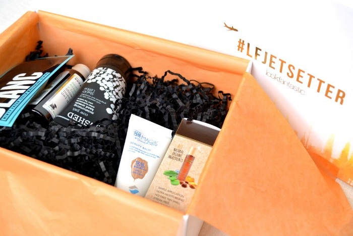 La Beauty Box #LFJETSETTER Les Revues