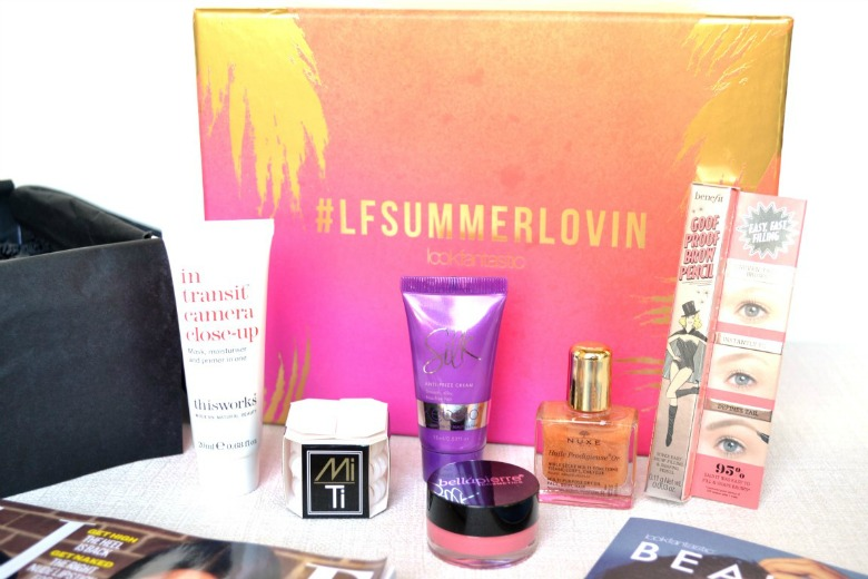 La Beauty Box LFSUMMERLOVIN