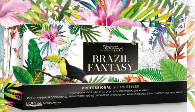 Steampod Brazil
