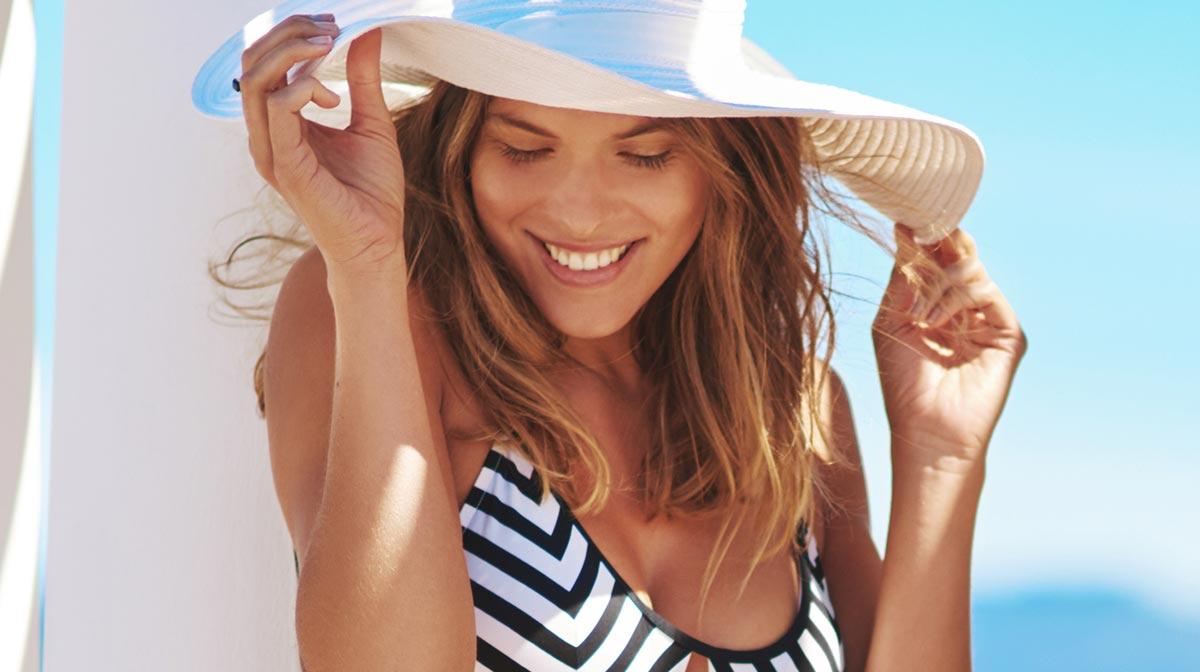 La meilleure protection solaire pour les cheveux