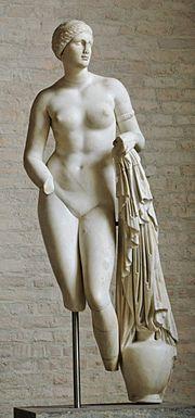 Aphrodite Braschi Glyptothek