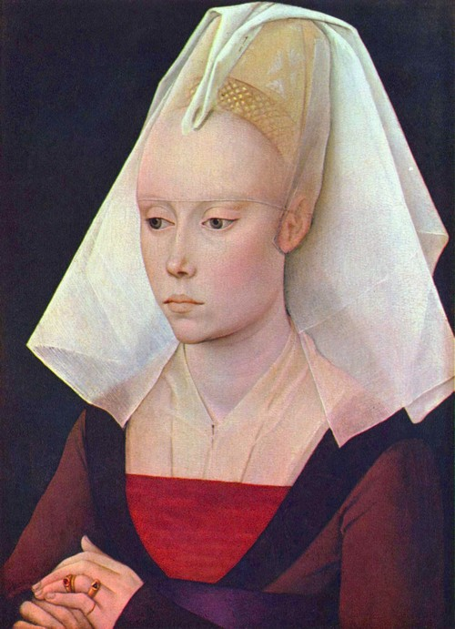 Portrait of a Woman de Rogier van der Weyden.