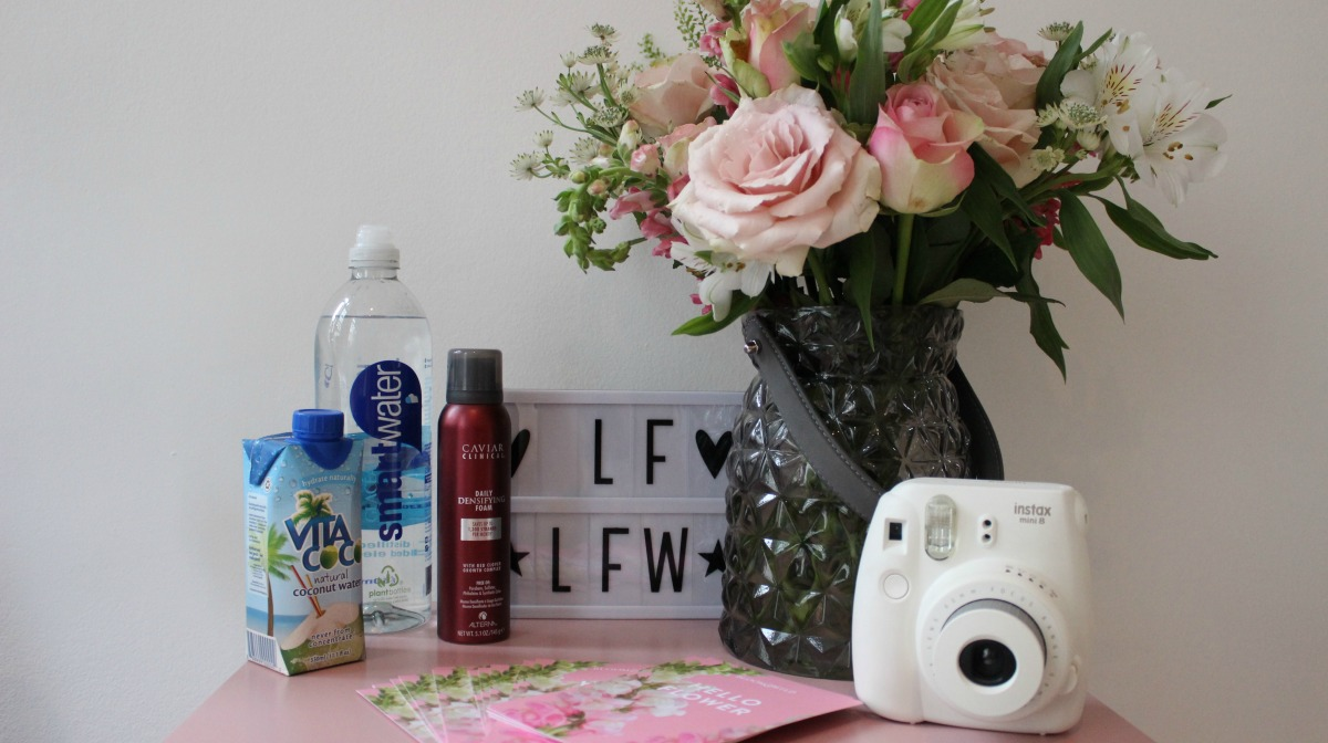 LookFantastic Boutique Pop–Up: London Fashion Week
