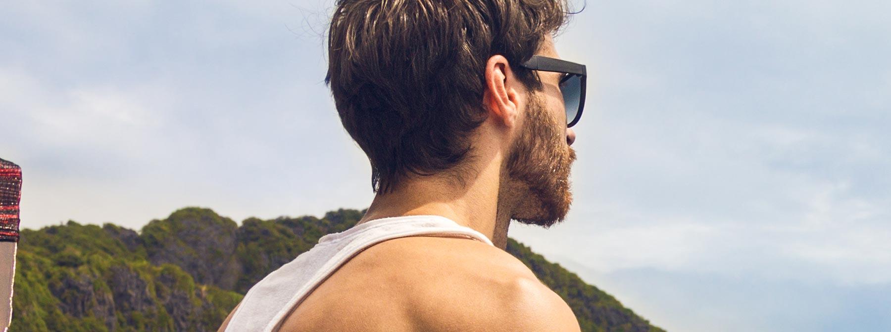 Cheveux des hommes: Meilleurs produits coiffants