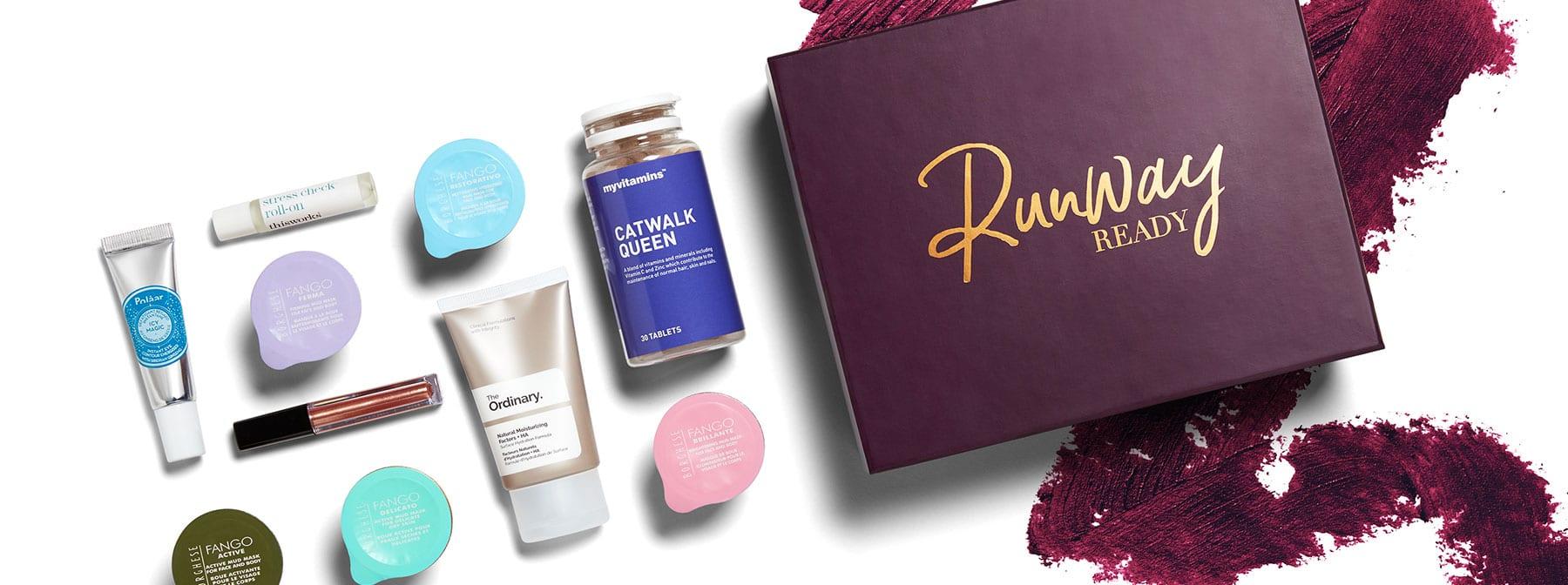 La beauty Box de février édition Runway Ready