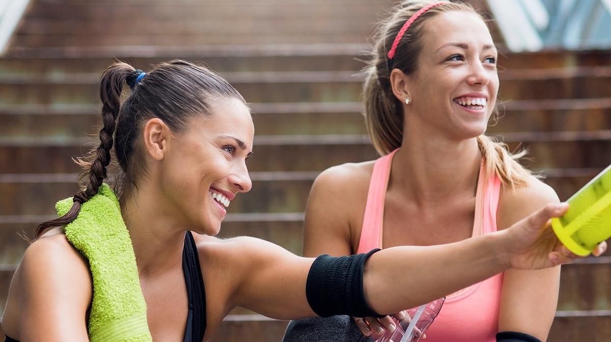 Les essentiels beauté à glisser dans votre sac de gym