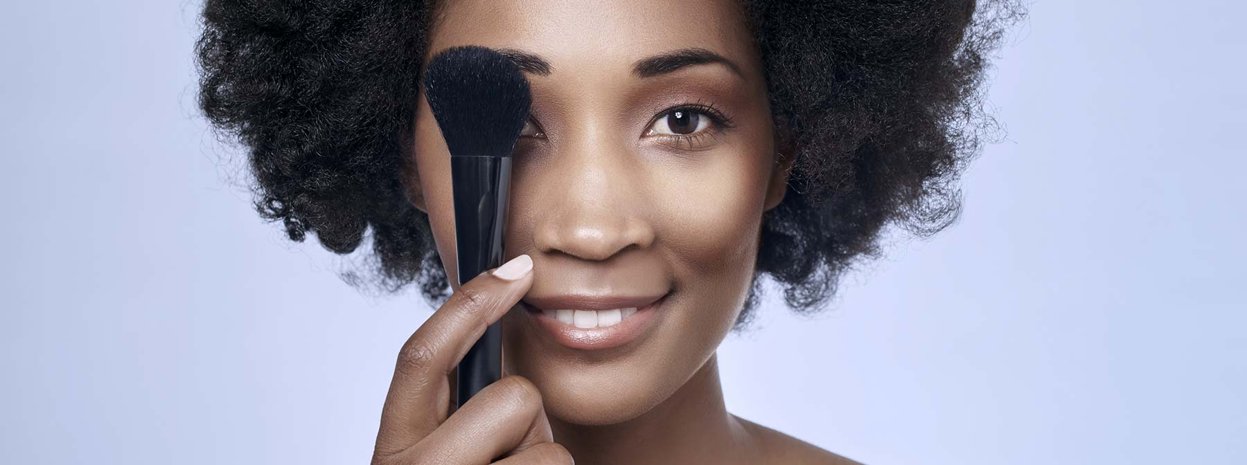 Quel maquillage pour les peaux noires ?