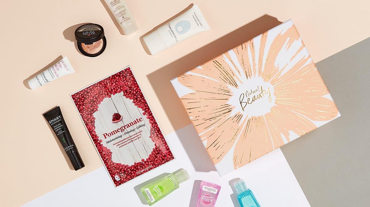 Que contient la Beauty Box d'Avril ?