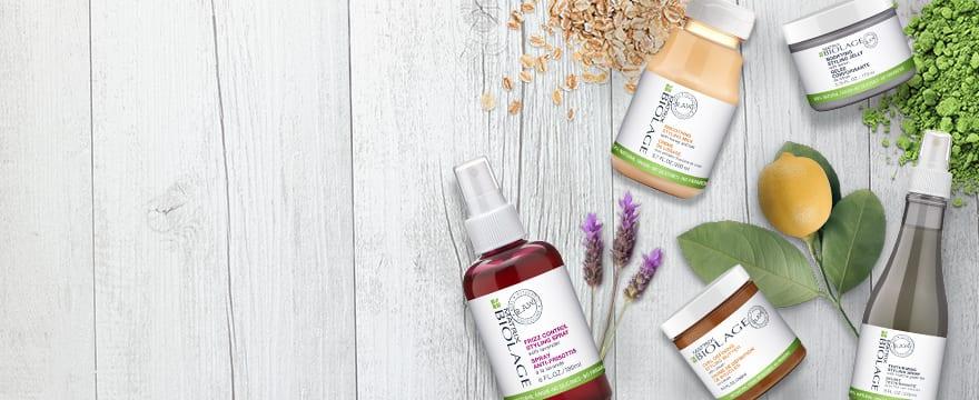 Top 5 des produits naturels pour les cheveux