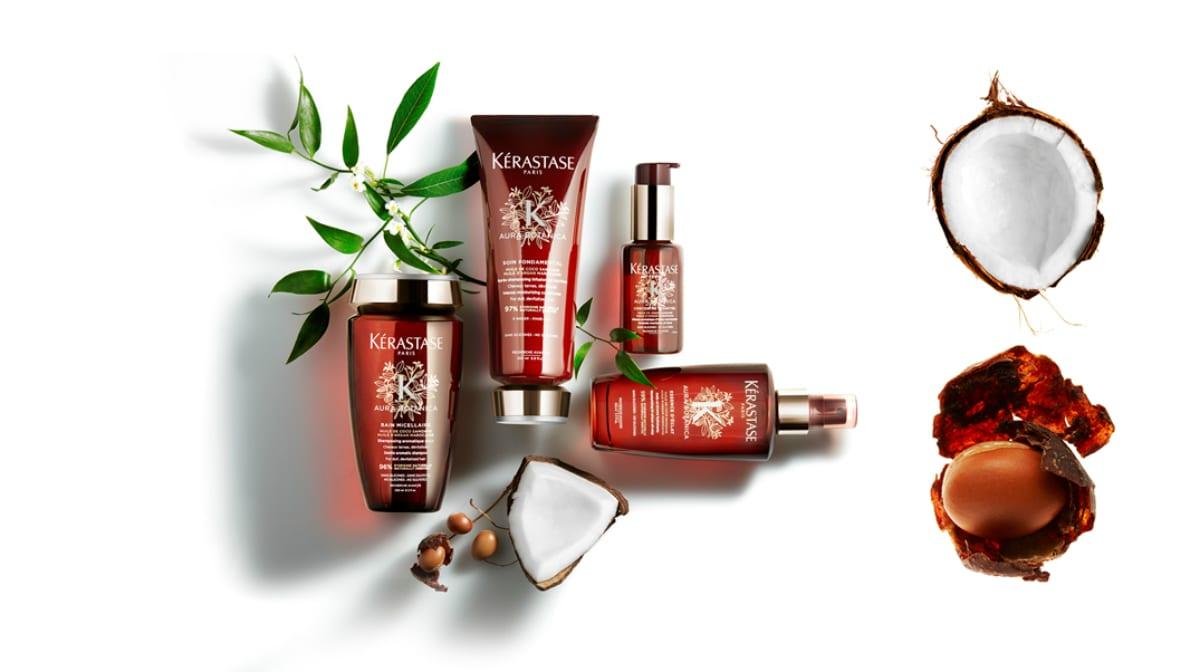 Top 5 des produits naturels pour les cheveux: Aura Botanica