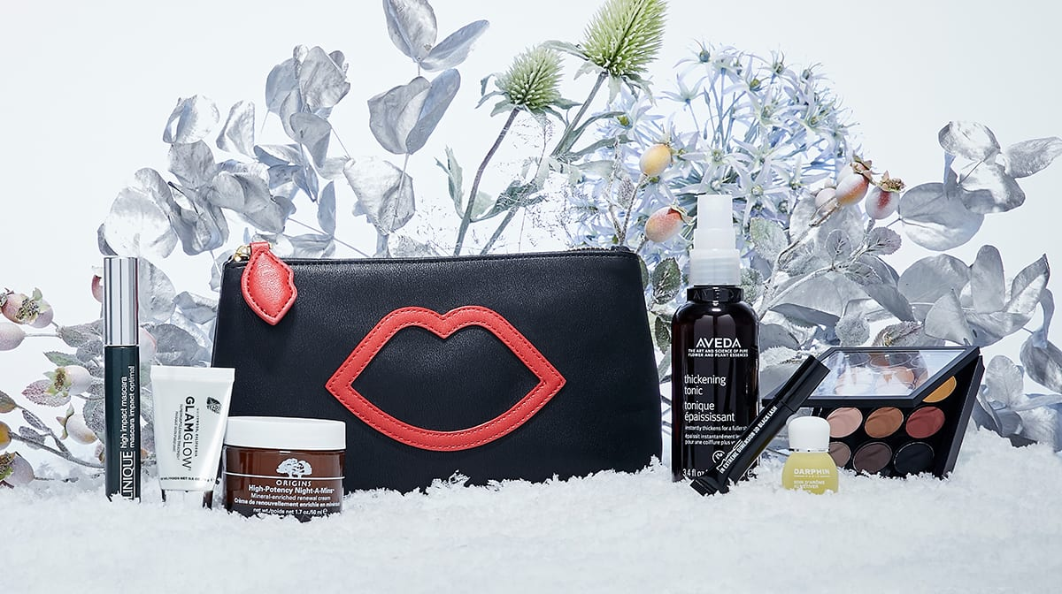 La nouvelle collaboration Lulu Guinness x lookfantastic
