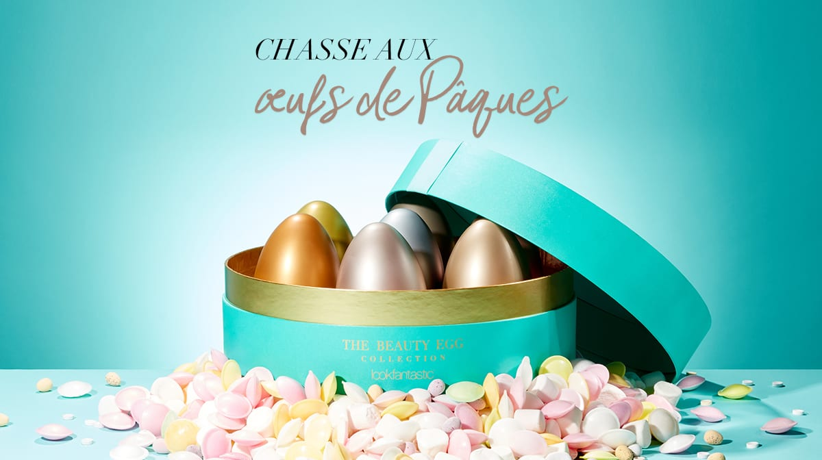 Chasse à L'œuf Beauté de Pâques