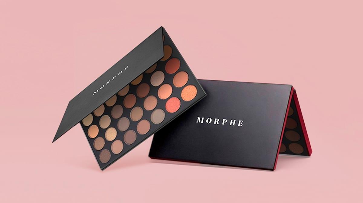 Maquillage Morphe: nouveauté Lookfantastic