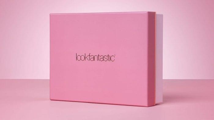 Découvrez la Beauty Box lookfantastic édition Romance du mois de Février