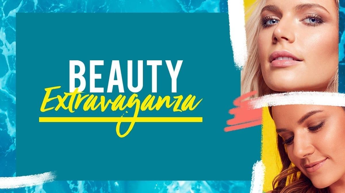 Beauty Extravaganza: offres lookfantastic