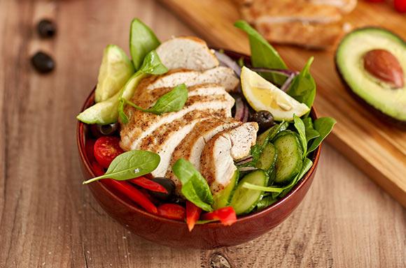 Exante Med Chicken Salad