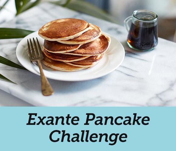 Exante Pancakes Challenge