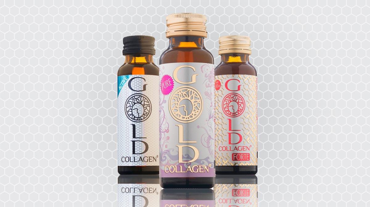 Gold Collagen Supplements