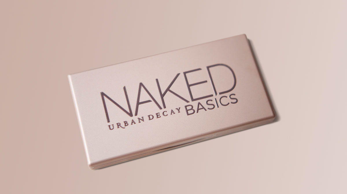Urban Decay Naked Basics Palette Look Book