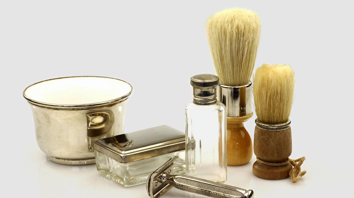 Synthetic vs. Badger: The shaving brush debate