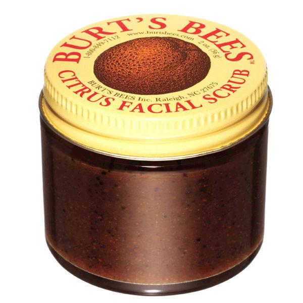 Burts Bees Facial Scrub