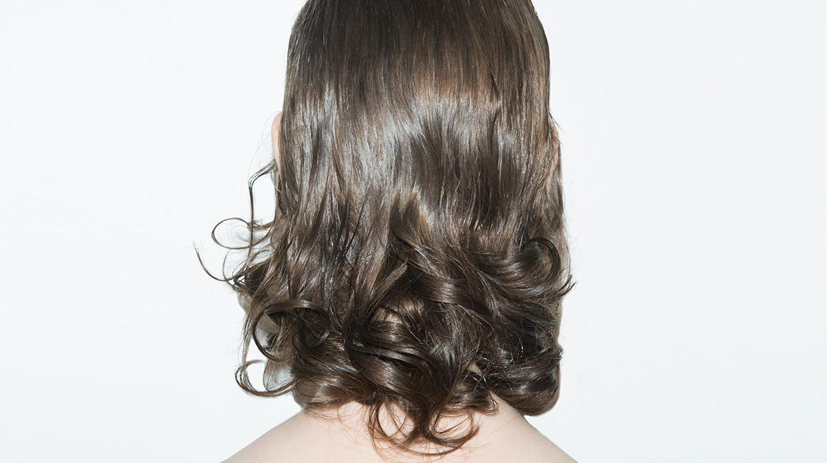 Short Curly Hair with Redken