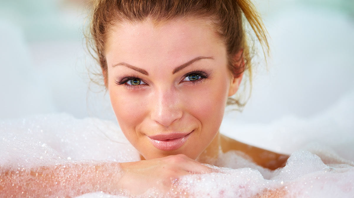 The Perfect Home Spa Routine