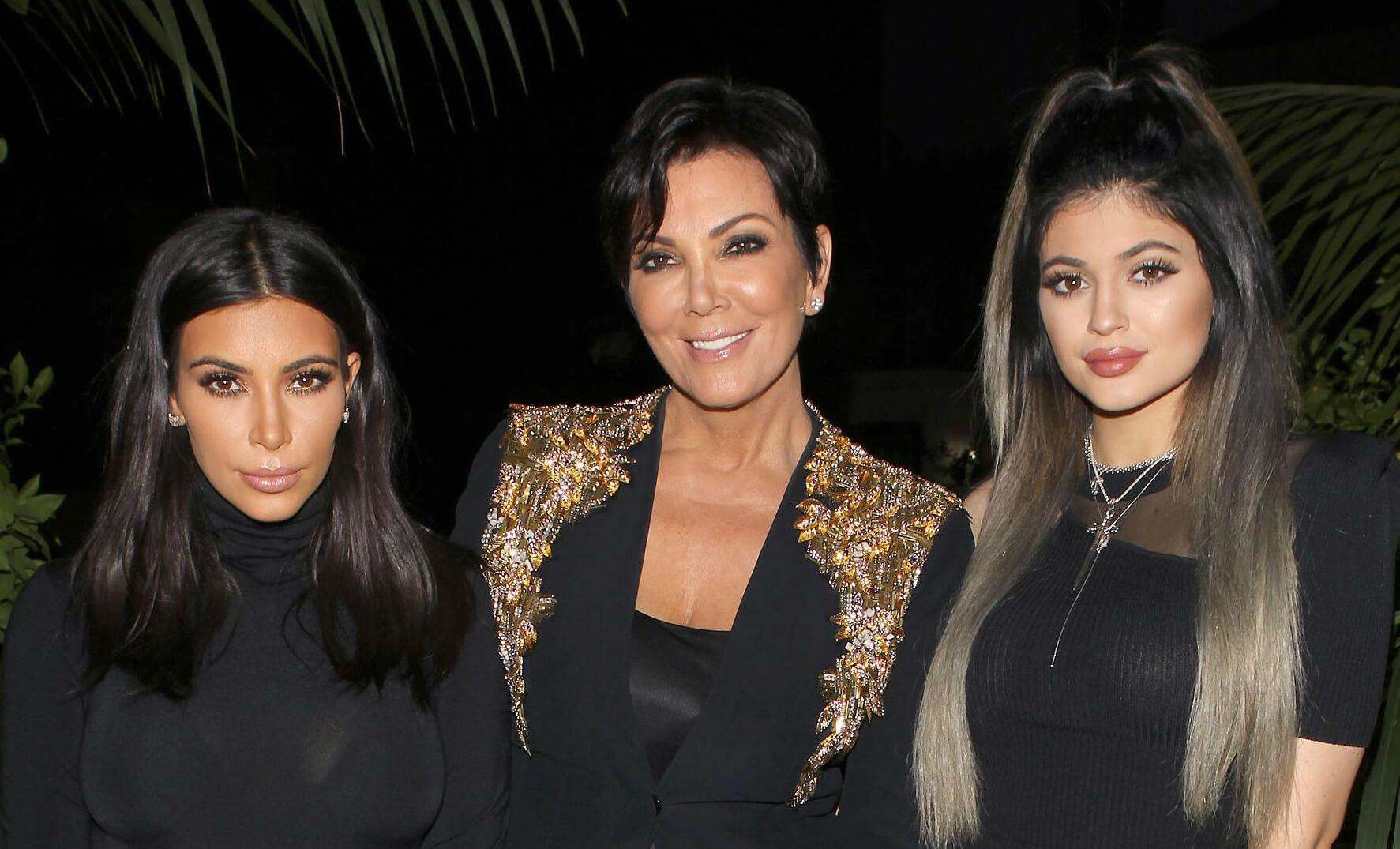 Kylie Jenner Silver Grey Hair